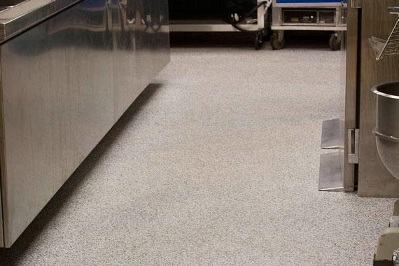 Restaurant Kitchen Floor Re Finishing Commercial Kitchens